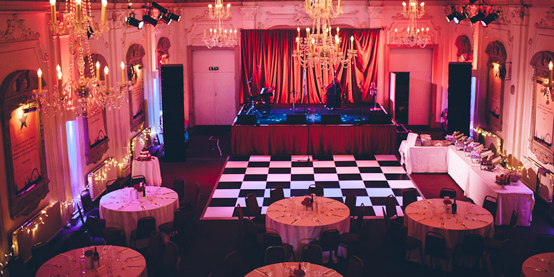 Bush Hall Parties and Events